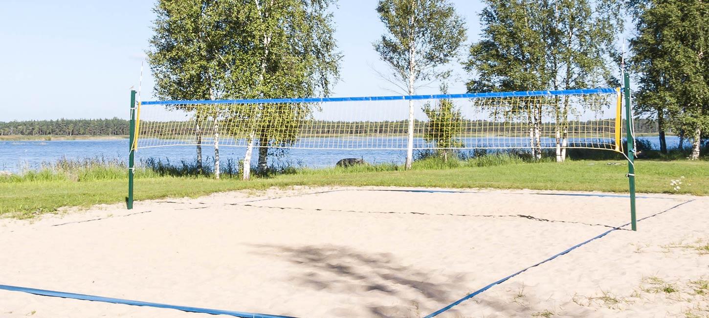Beachvolleyball & Soccer im