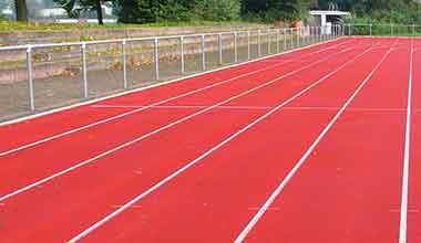 Leichtathletikanlagen